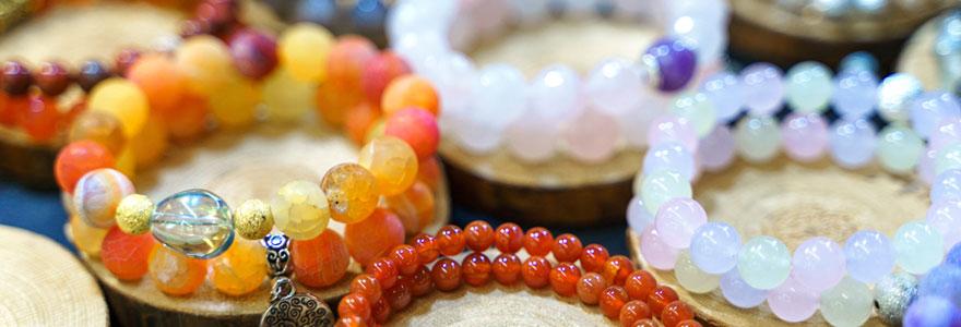Bijoux pierres naturelles